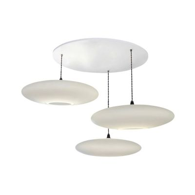 Ethel Inverse 3-Drop Pendant Light
