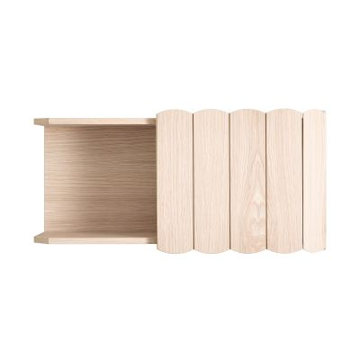 Fanny Shelf Natural Oak, Small