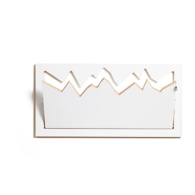 Fläpps Coatrack Hillhang White