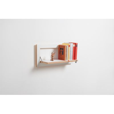 Fläpps Shelf 60x27-1 White