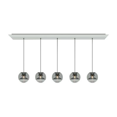 Flask Ball Linear Pendant System