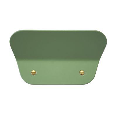 Folded Hooks Green