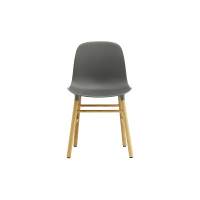 Form Dining Chair NC Oak, Grey