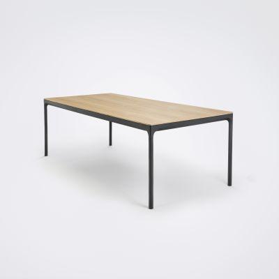 Four Dining Table - Indoor Oiled Oak Veneer