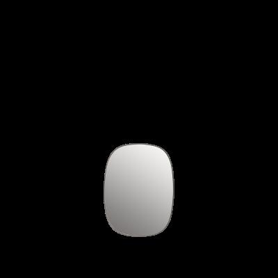Framed Mirror Grey/Clear glass