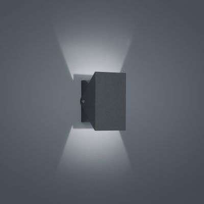 Free Wall Light Graphite