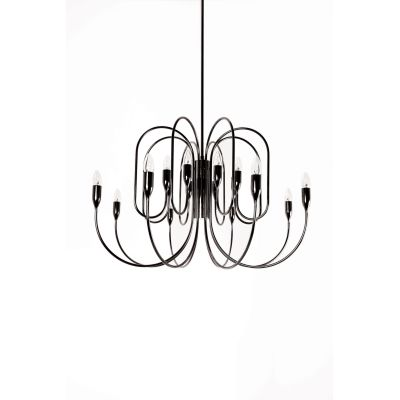 Freedom Pendant Light 157 Black Nickel, 16