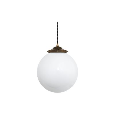 Gentry Pendant Light Satin Brass
