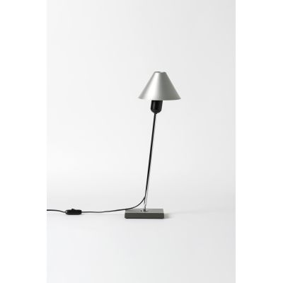 Gira Table Lamp Natural Anodized Aluminium
