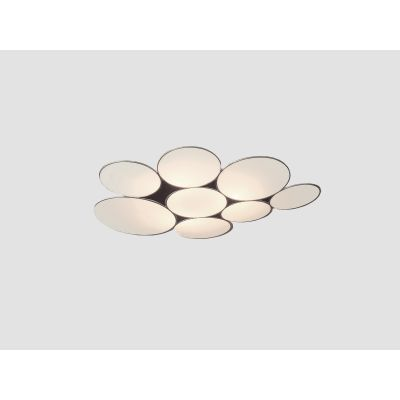 Gluc Ceiling Light Dark Amber