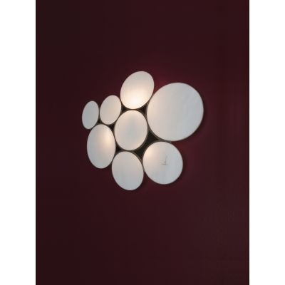 Gluc Wall Lamp (GL06) Black