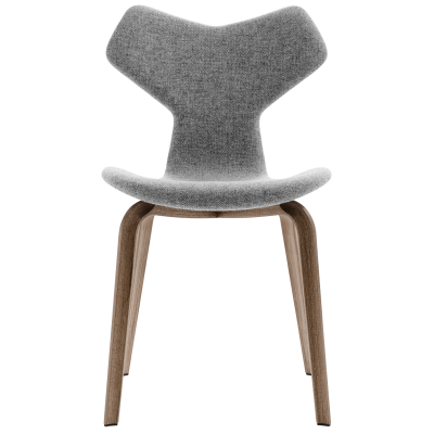 Gran Prix Wooden Legged Chair - Fully Upholstered Remix 2 113