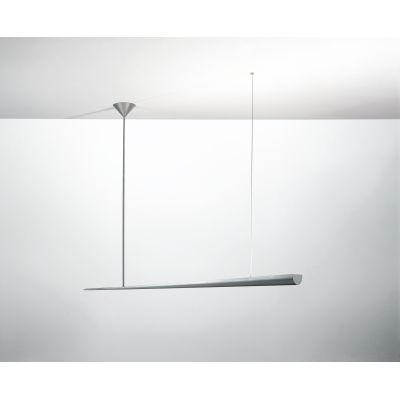 Grand Trylon Pendant Light 150 Chrome