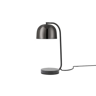 Grant Table Lamp Black