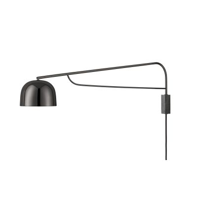 Grant Wall Light Black, 111