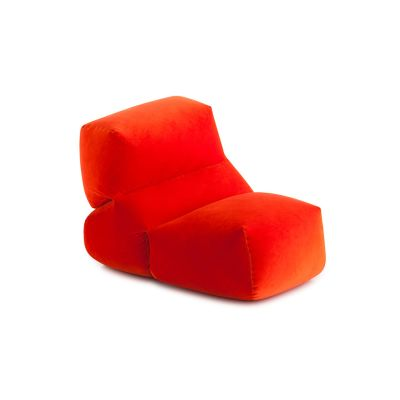 Grapy Soft Seat Red velvet