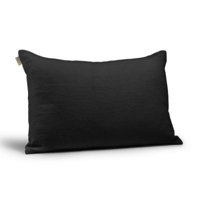 Greta Pillow Black