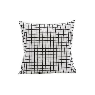 Grid Cushion - Set of 2 Grid Black