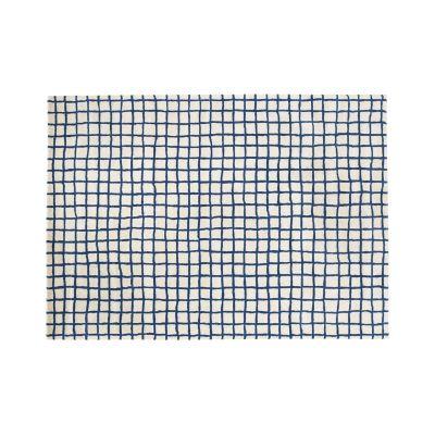 Grid Rug Medium