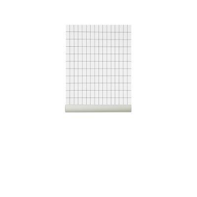 Grid Wallpaper - Set of 3 Rolls