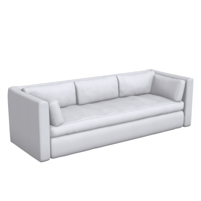 Hackney 3 Seater Sofa Surface by hay 640, CMHR foam - No