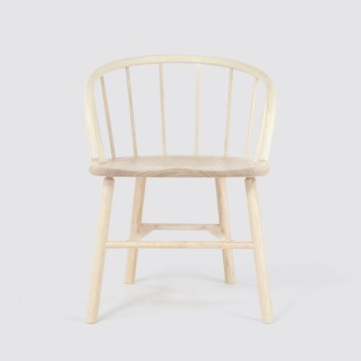 Hardy Dining Chair Ash White Oiled