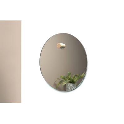 Harpa Mirror Harpa Mirror with ash dowel