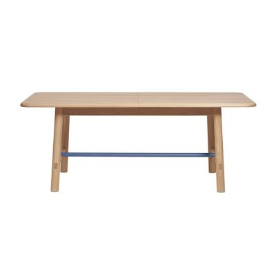 Helene Extendable Table Grey Blue