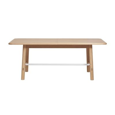 Helene Extendable Table White