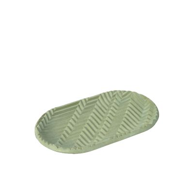 Herringbone Tray - Sage Green Herringbone Tray - Sage Green