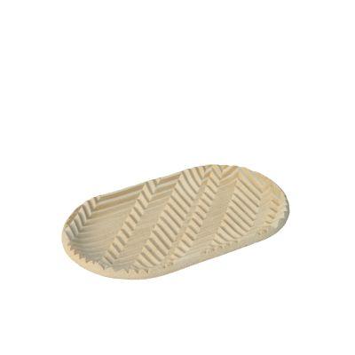 Herringbone Tray - Taupe Herringbone Tray - Taupe