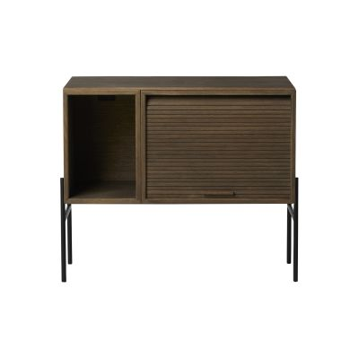 Hifive Sideboard 75 cm with Legs, Light oiled oak, Light oiled oak, Light oiled oak