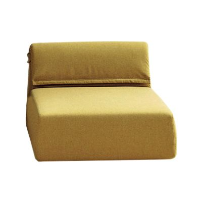 Highlands Chaise Longue Central A7320 - Units 1 Merlino beige, 83 x 150 x 101