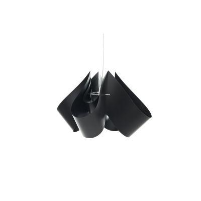 Himiko - Suspension lamp shade Black