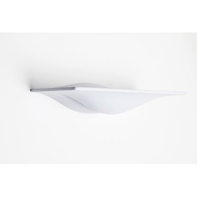 Hinode Led Wall Light 123 Pearl Grey