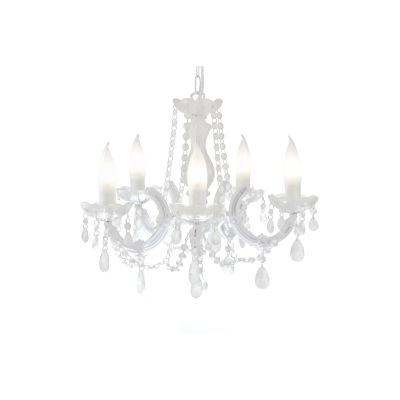 Ice Queen Ice Queen Outdoor LED Garden Chandelier