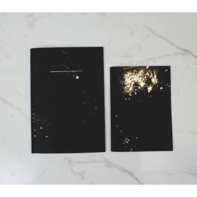 IGNEOUS NOTEBOOK | GRAPHITE | POCKET SIZE