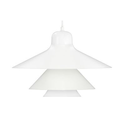 Ikono Pendant Light White, Large