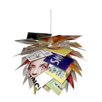 Illumin Magazine Pendant Light - 120 pcs.