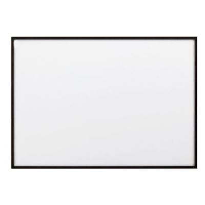 Illustrate Picture Frame, A3 - Set of 2 Black