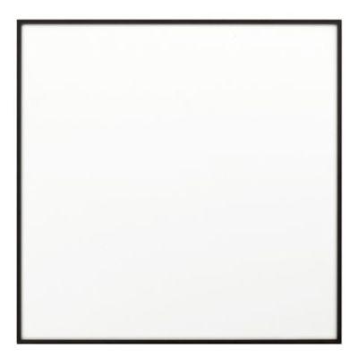 Illustrate Picture Frame, Square - Set of 2 42 x 42cm, Black