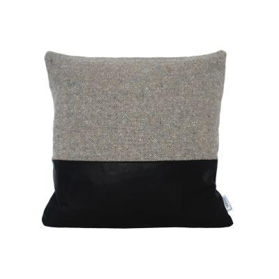 Ilua Cushion  Charcoal Block