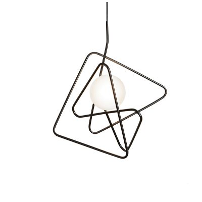 Inciucio Pendant Light 201/21 black