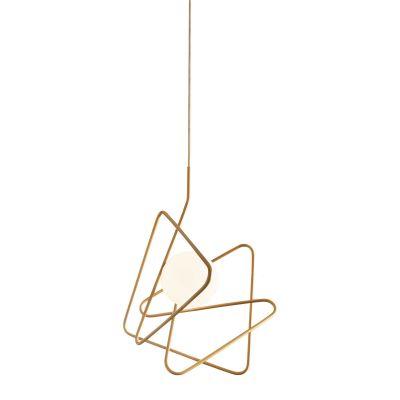 Inciucio Pendant Light 201/21 gold