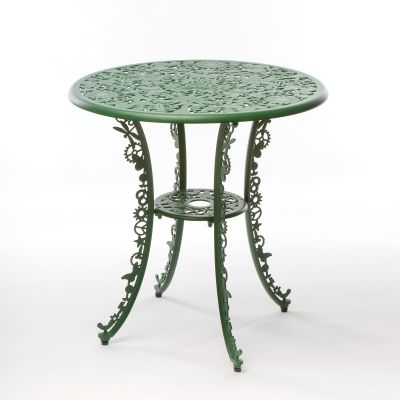 Industry Aluminium Table Green