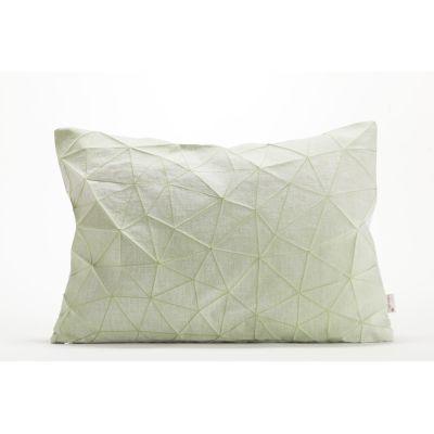 Irad Rectangular Cushion Cover   Irad Green