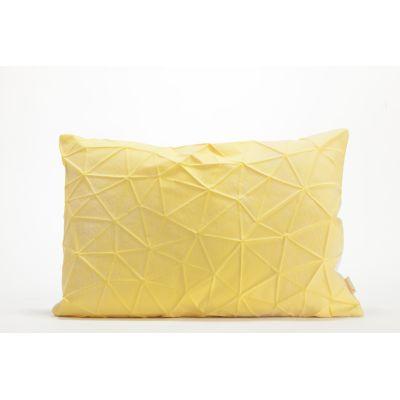 Irad Rectangular Cushion Cover   Irad Yellow
