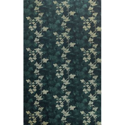 Ivy Wallpaper Deep Green