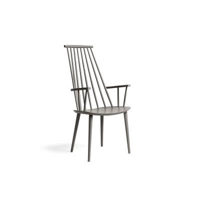 J110 Chair Beige Grey