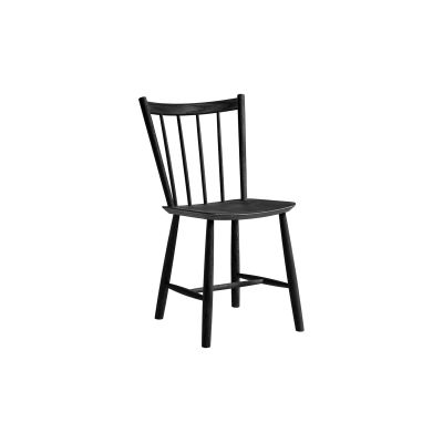 J41 Dining Chair Black